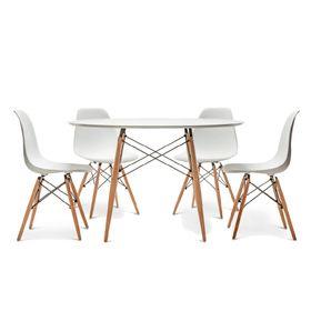 Combo-Mesa-Eames-Redonda-110-x-075-con-4-Sillas-Color-Blanco