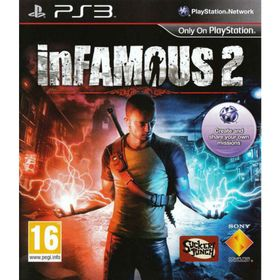 Juego-PS3-Sony-Infamous-2