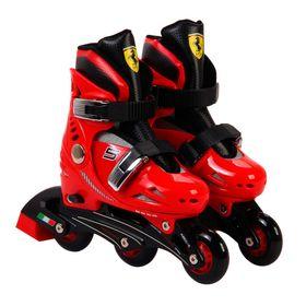 Rollers-Ferrari-Kids-Rojo