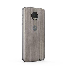 Funda-Motorola-Style-Case-Silver