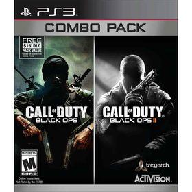 Juego-PS3-Activision-Call-of-Duty-Black-Ops-1-y-2