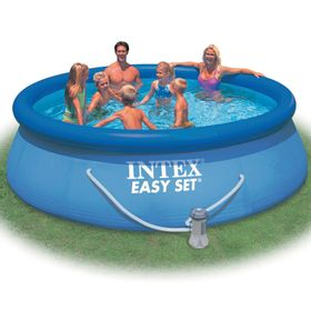 PILETA-INTEX-EASY-SET-CON-BOMBA-FILTRANTE