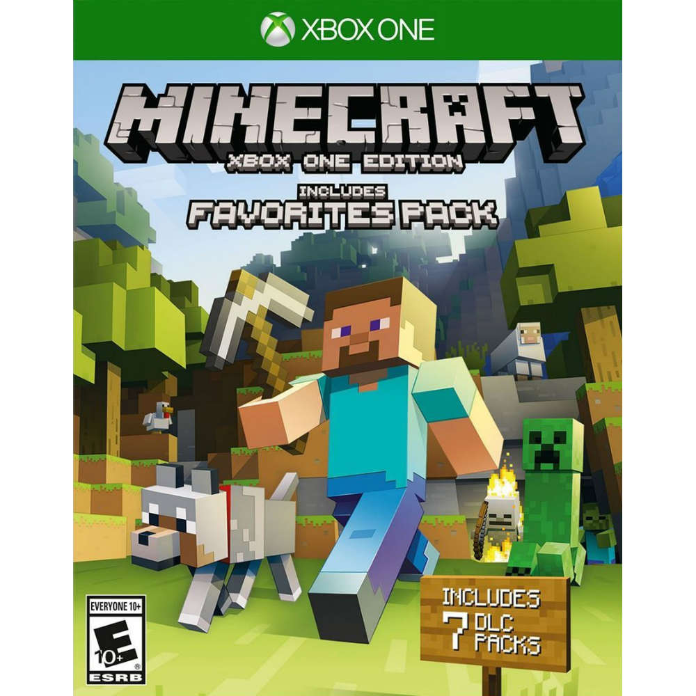 Juego Xbox One Mojang Minecraft Favorite Pack Jpg V 636474424838500000 # Muebles Minecraft
