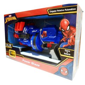 Pistola-Ditoys-Blazer-Spiderman-Marvel