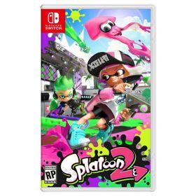 Juego-Switch-Nintendo-Splatoon-2