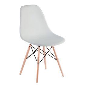 Silla-Eames-Garden-Life-con-Patas-de-Madera-y-Estructura-Metalica-Color-Blanco