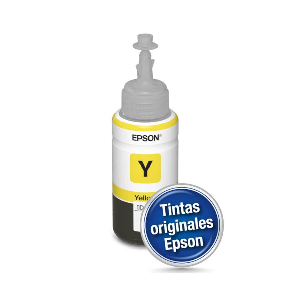 Cartucho-Epson-Botella-Amarilla-T664-70ML