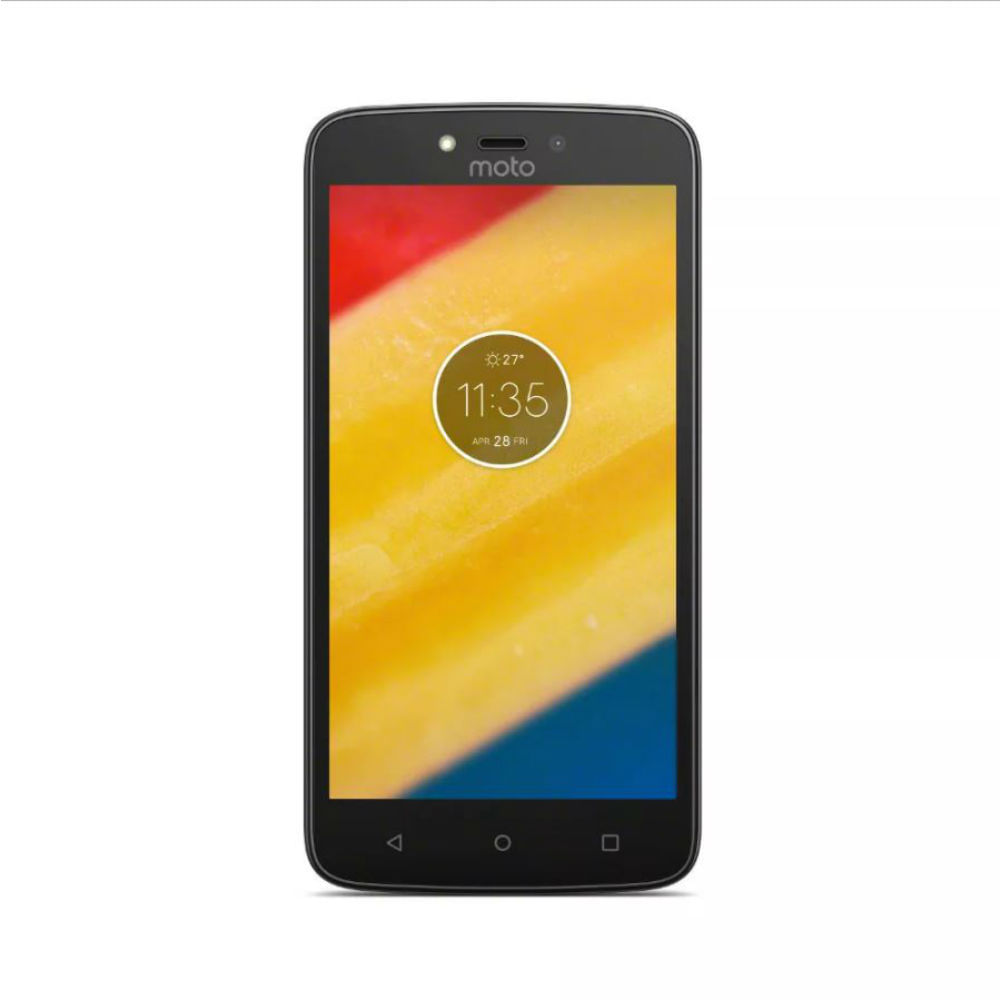 Celular-libre-Motorola-Moto-C-Negro