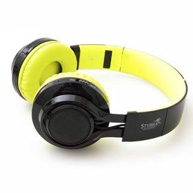 Auriculares-Bluetooth-Stybba-LH18-Amarillo-595190