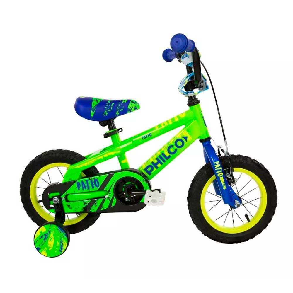 Bicicleta-Infantil-Rodado-12--Philco-Patio-Verde-560119
