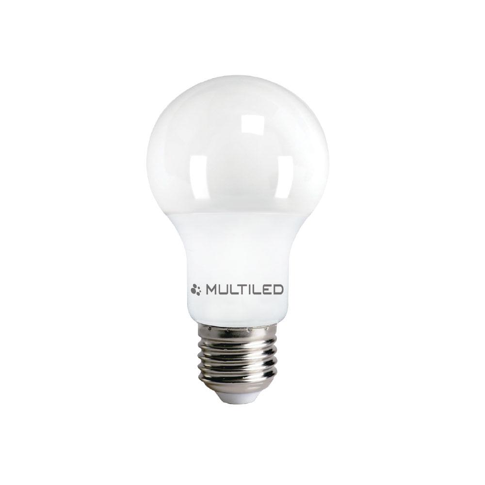 Lampara-bulbo-LED-A60-blanca-10W-luz-calida-Multiled-A60-10C