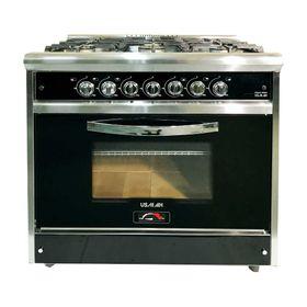 Cocina-Industrial-Usman-Black-Night-900-90cm-100152