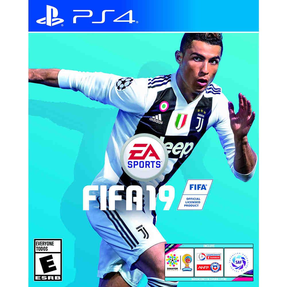 Juego Ps4 Ea Sports Fifa 19