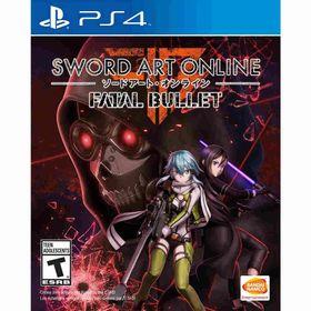 Juego-PS4-Sword-Art-Fatal-Bullet