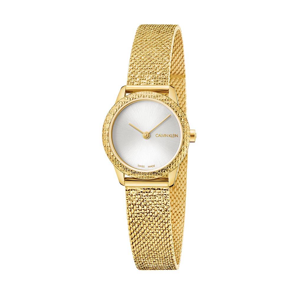 d19592685b97 Reloj Calvin Klein Minimal Dorado
