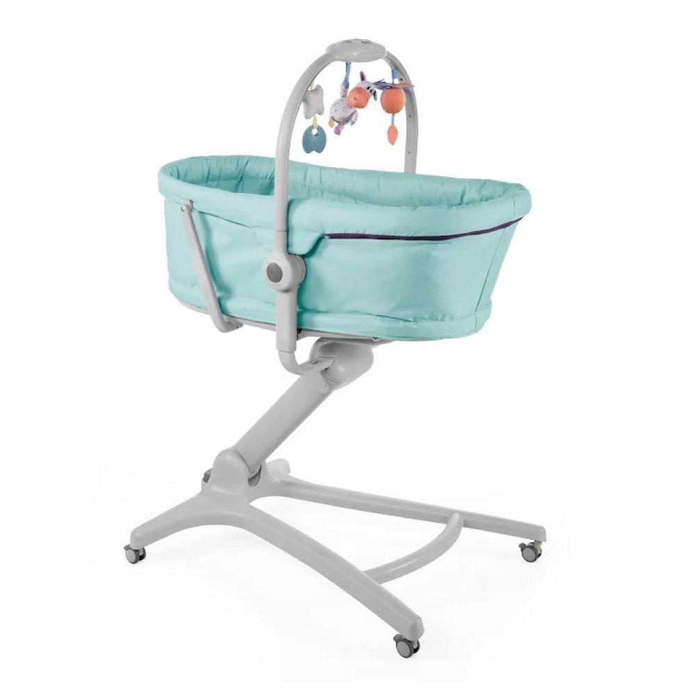 d2eafa29c Minicuna Multifunción Chicco Baby Hug 4 en 1 Aquarelle