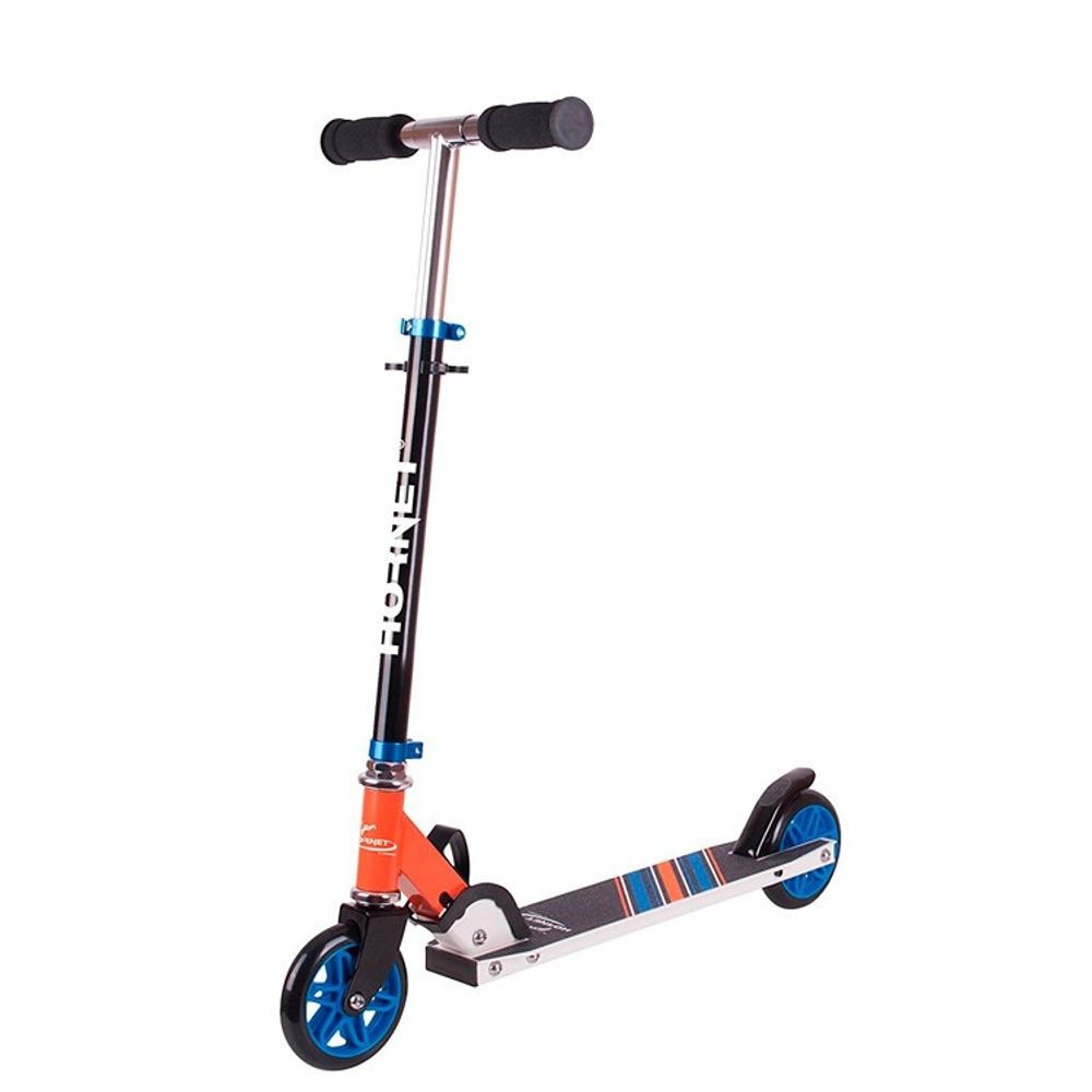 Scooter-Monopatin-Hornet-120-Color-Azul-y-Naranja-14512-10008337