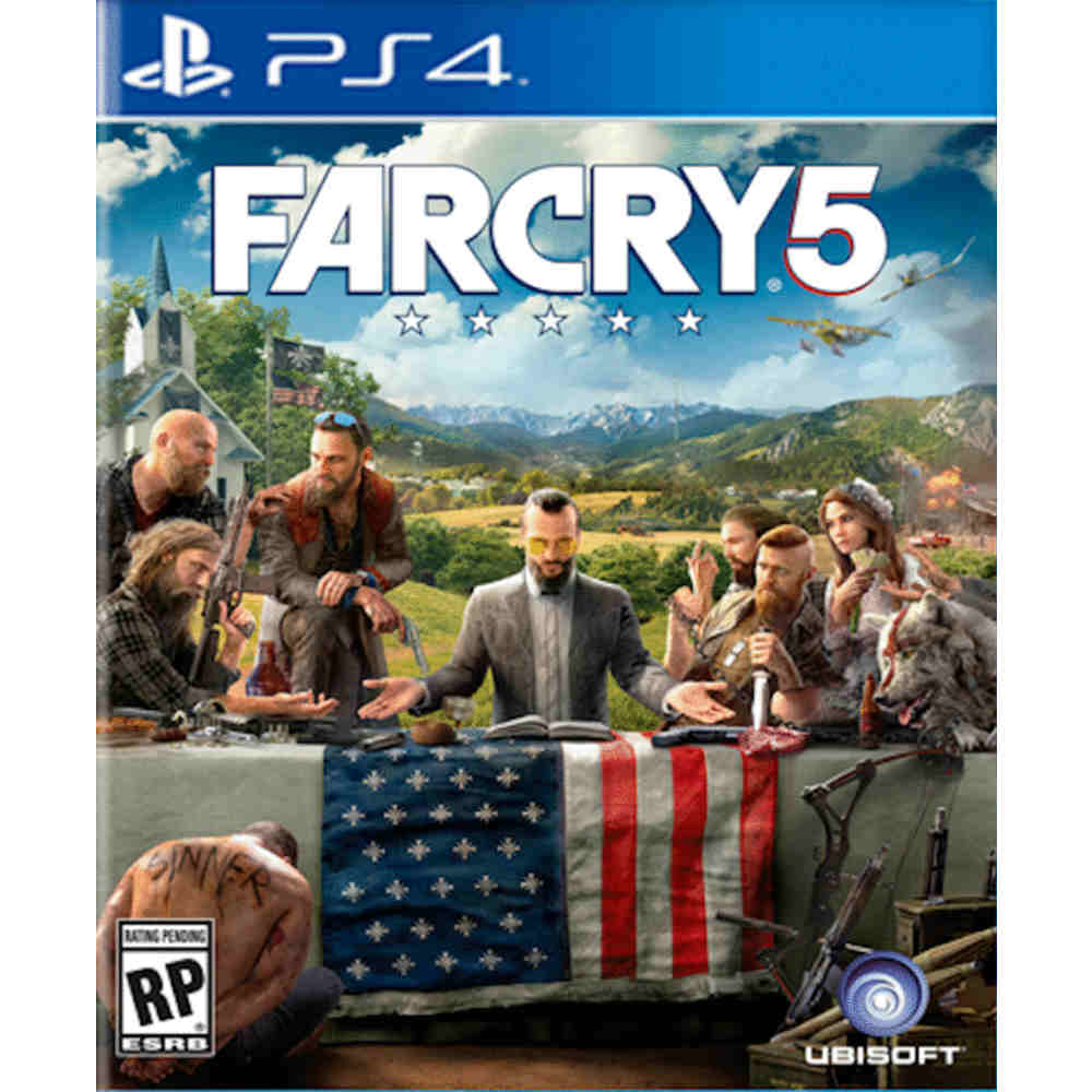 Juego-PS4-Far-Cry-5-342198