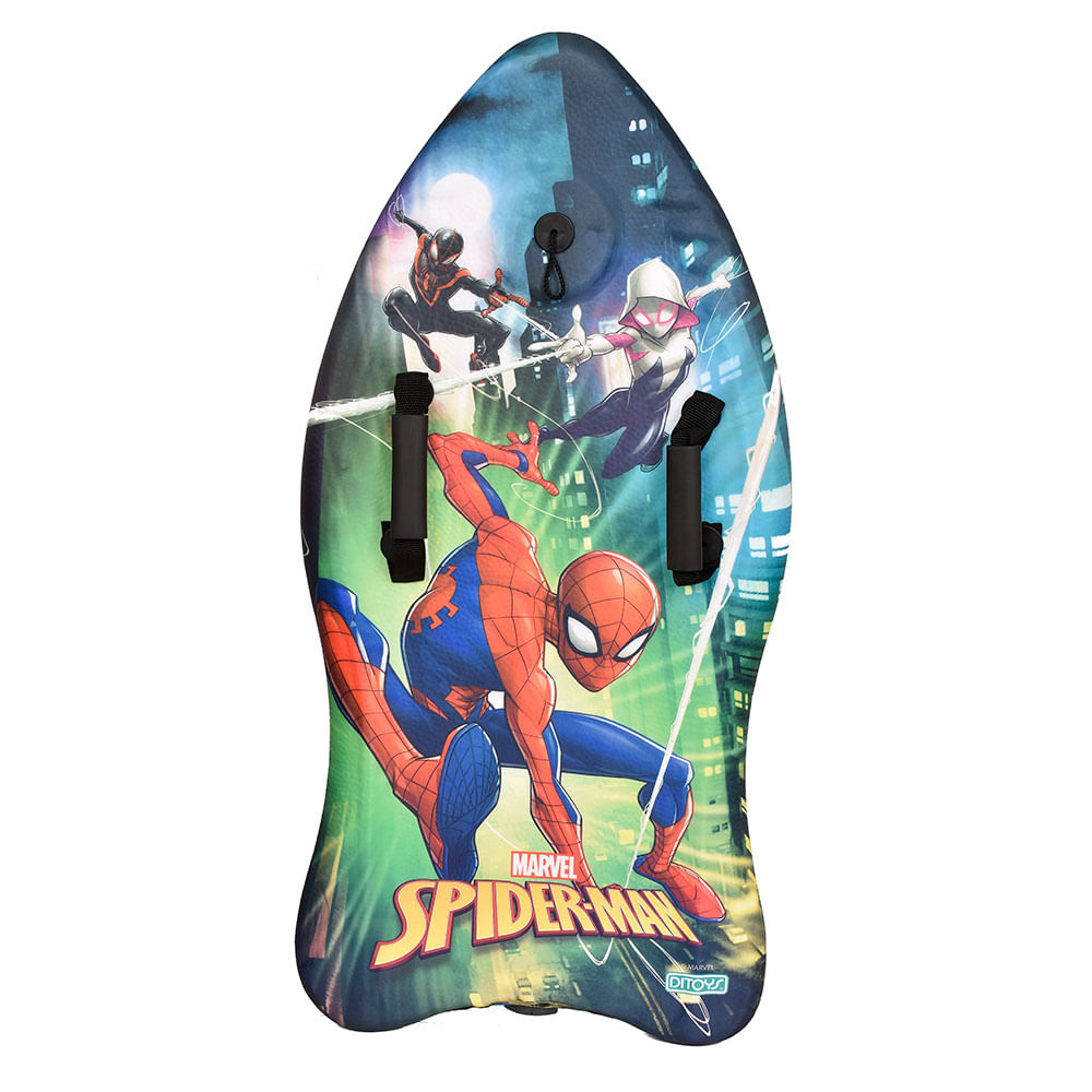 Tabla-Barrenadora-Bodyboard--Surf-37--Spiderman--350261