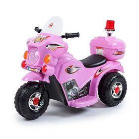 Moto-Policia-a-Bateria-Love-3003-Color-Rosa-10008059