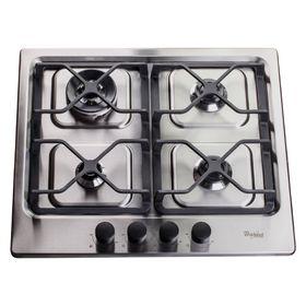 Anafe-a-Gas-Whirlpool-Empotrable-60-Cm---WDB61AR-10010377