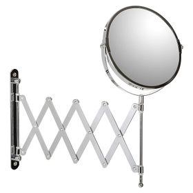 Espejo-De-Baño-Con-Brazo-Extensible-De-Pared-De-Metal-Cromado-10010488
