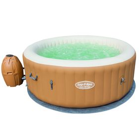Jacuzzi-Inflable-Bestway-Lay-Z-Spa-Palm-Springs-916Lts-196-x-71-cm-10010272