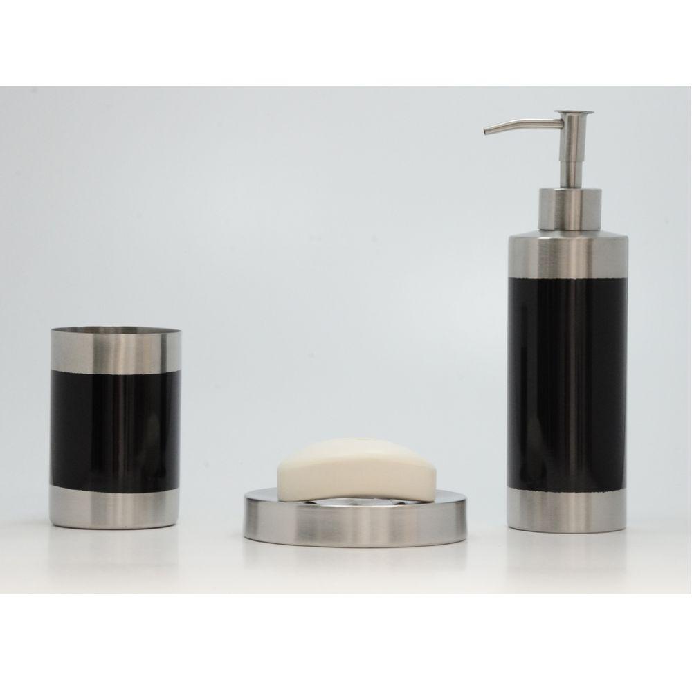 Juego-de-Baño-x-3-Piezas-de-Acero-Color-Negro-10010528