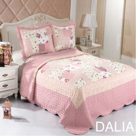 Cover-Quilt-Estampado-Amarelo-2½-plazas-Dalia-10007023