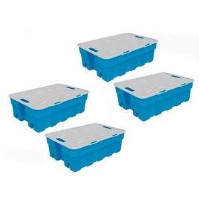 Combo-de-Cajas-Organizadoras-Roller-Box-30-Lts-x-2-Unid-Azul-10008463