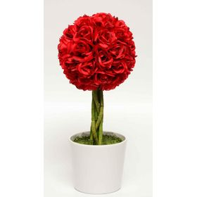 Planta-Decorativa-Topiario-Esfera-Rosas-Rojas-Artificial-48-cm-10010552