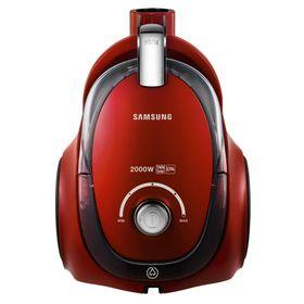 Aspiradora-con-Cable-Samsung-sin-Bolsa-2000W-15Lts-VC20-BG-Rojo-60086
