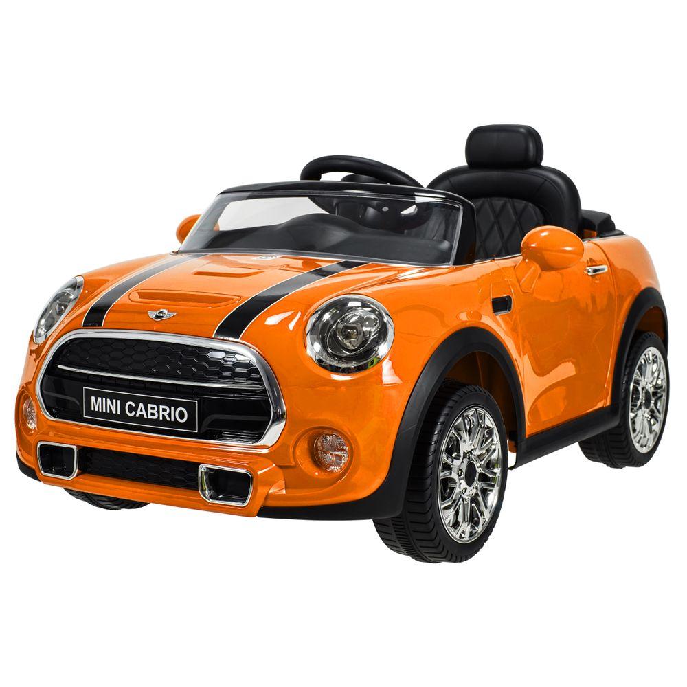 auto-a-bateria-bebitos-mini-cooper-cabrio-f57-naranja-10010958