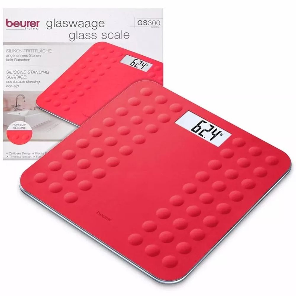 balanza-personal-beurer-gs-300-con-superficie-antideslizante-color-coral-10010850