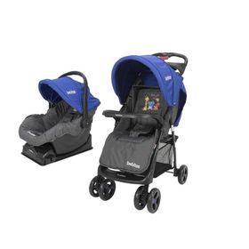 44e25c86c Cochecito de Bebé Bebitos BE N5A Azul + Huevito