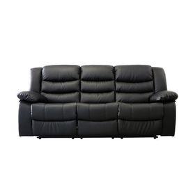 sillon-reclinable-de-3-cuerpos-celio-color-negro-10011491
