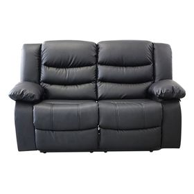 sillon-reclinable-de-2-cuerpos-celio-color-negro-10011410