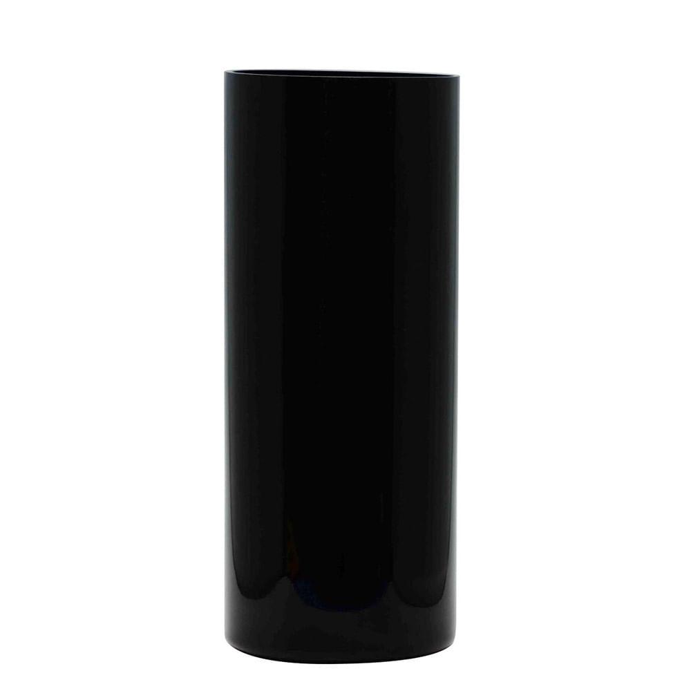 florero-cilindrico-negro-de-cristal-36-cm-10010445