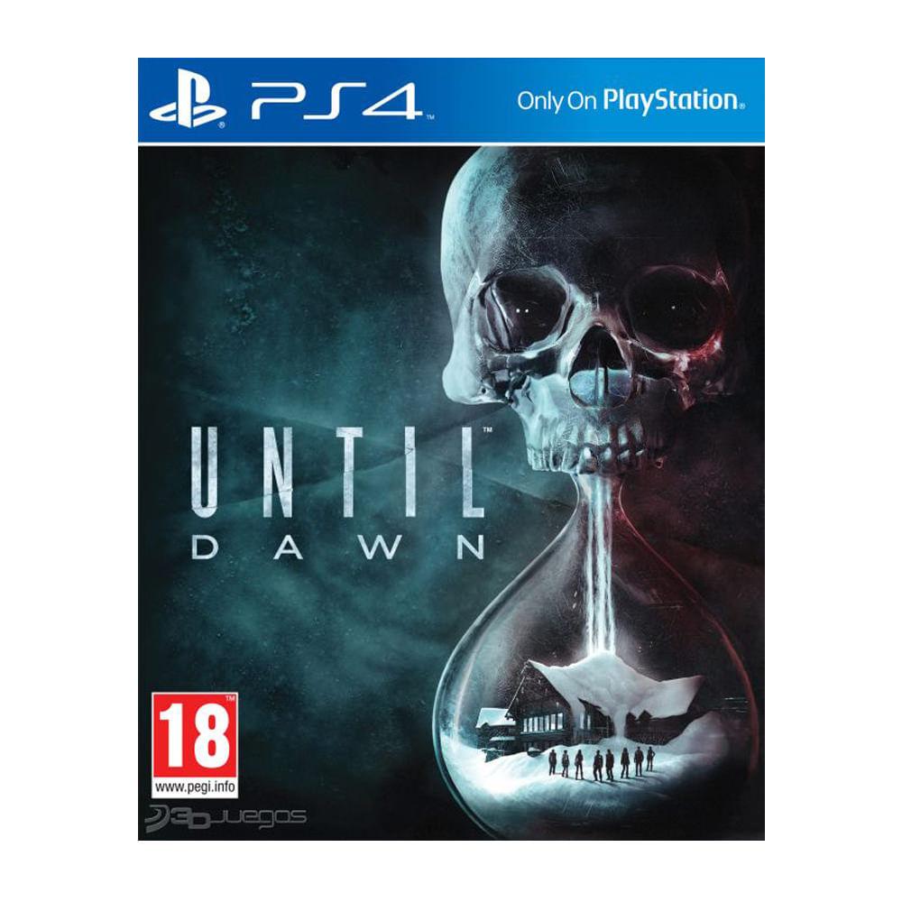 Juego-PS4-Sony-Until-Dawn-341506