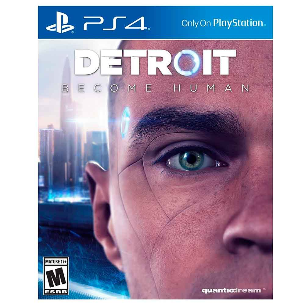 Juego-PS4-Detroit--Become-Human-341974