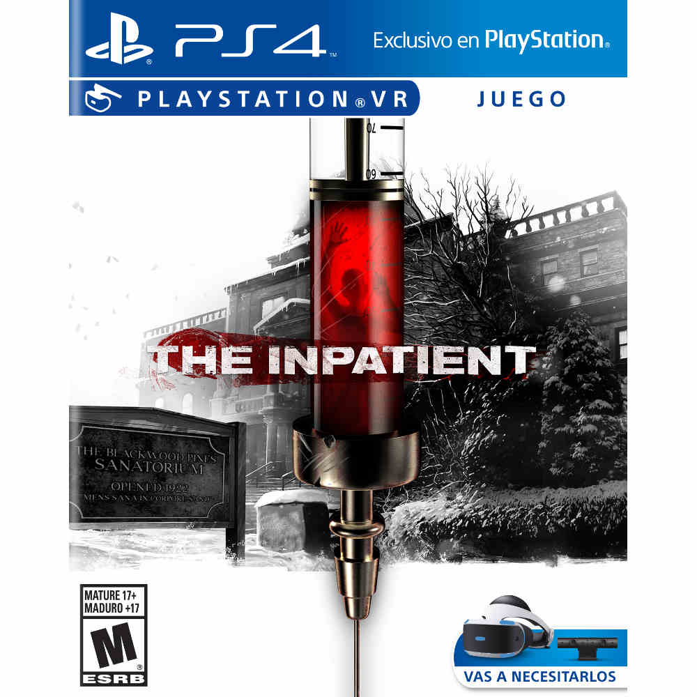 Juego-PS4-Sony-VR-The-Inpatient--342681