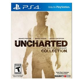 Juego-PS4-Sony-Uncharted-Collection-341650