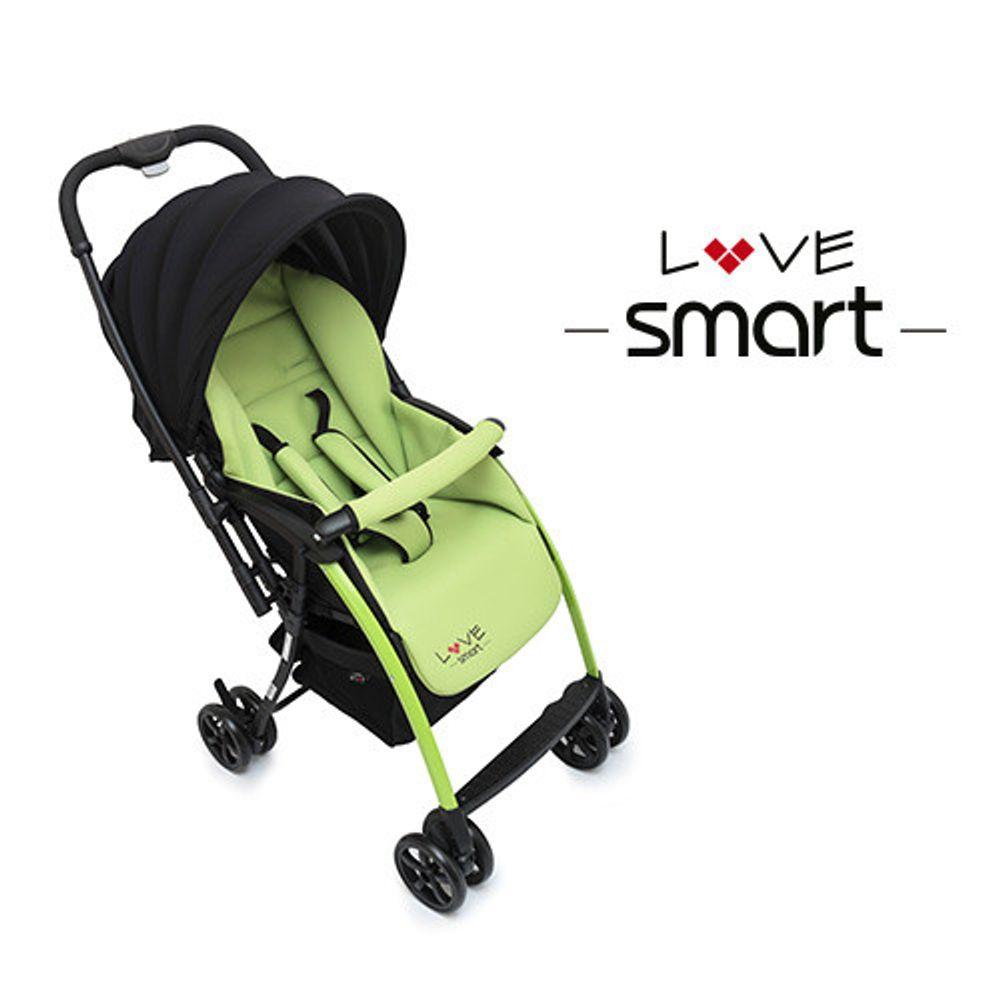 Cochecito-Ultraliviano-Love-Smart-1002-Verde-10008065