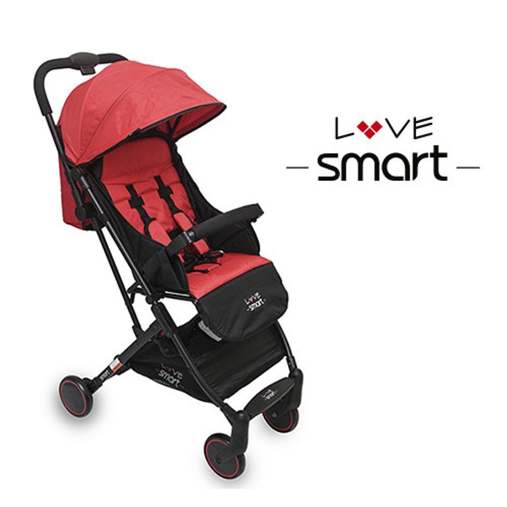 Cochecito-Ultraplegable-Love-Smart-1005-Rojo-03-10008017