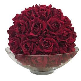 combo-living-centro-de-mesa-ovni-de-cristal-mas-planta-artificial-esfera-rosas-bordo-10013208