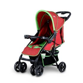 coche-de-paseo-bebesit-emma-rojo-verde-10013086