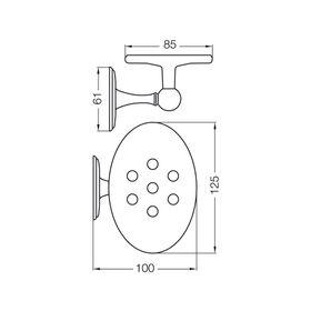 griferia-fv-mikka-jabonera-accesorios-banos-0168-31-10014281