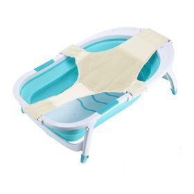 banera-bebe-plegable-con-adaptador-red-reductora-verde-10014377