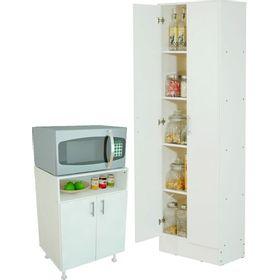 Microondas En Muebles Cocina Módulos Para Cocina Fravega