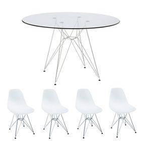 combo-mesa-de-vidrio-90-cm-con-4-sillas-eiffel-blancas-10010366